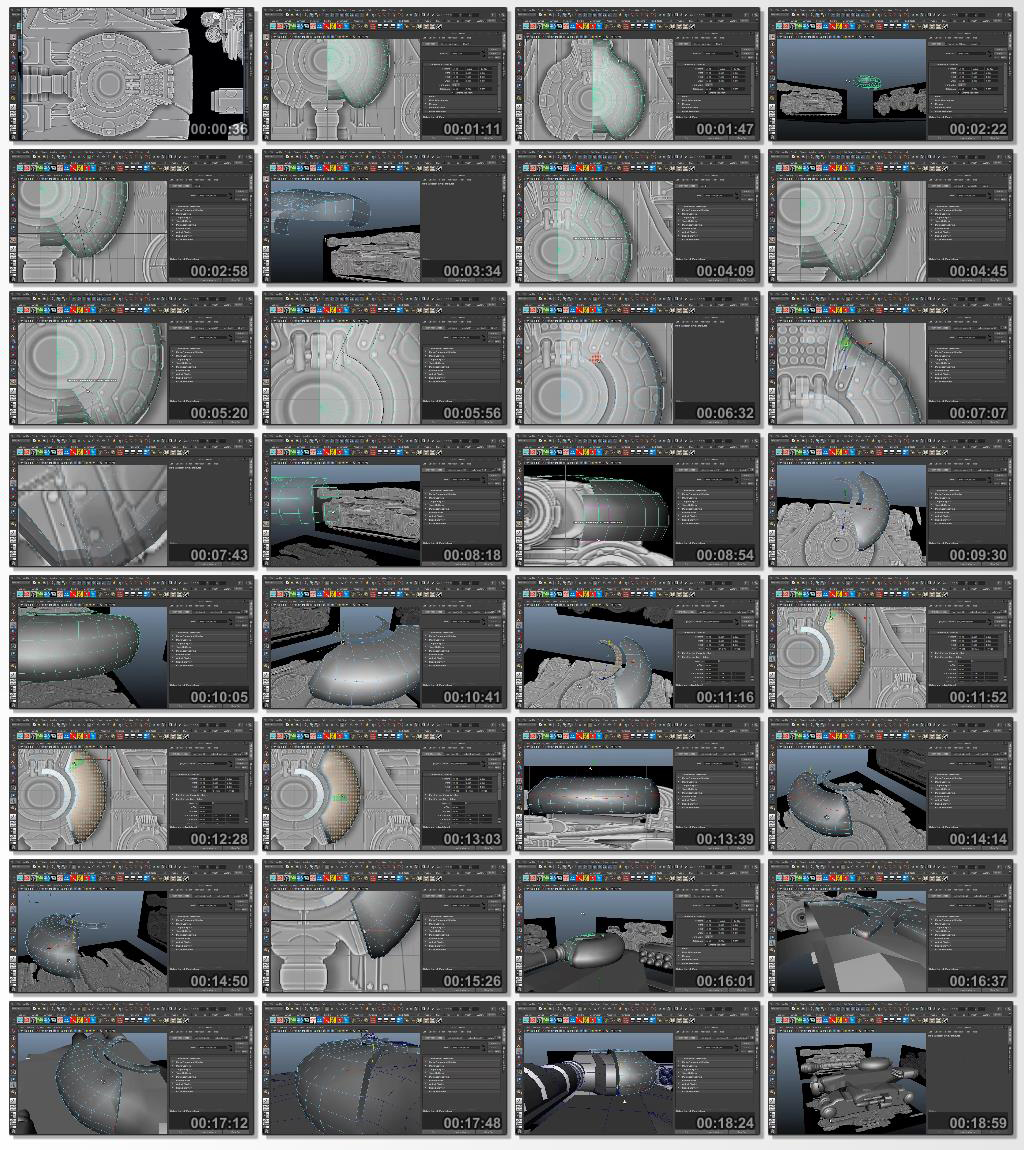 3DMotive-Hard.Surface.Vehicle.Modeling.in.Maya.www.Download.ir