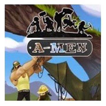 دانلود بازی کم حجم A-Men