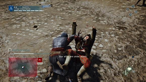 دانلود آپدیت بازی assassins creed unity