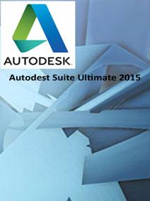 مجموعه نرم افزار Autodest Suite Ultimate 2015