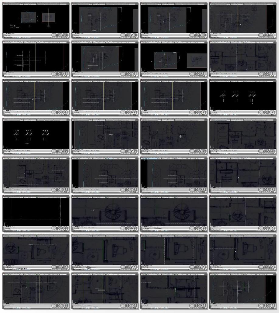 Digital.Tutors-Designing.Impressive.Architectural.Plans.in.AutoCAD.www.Download.ir