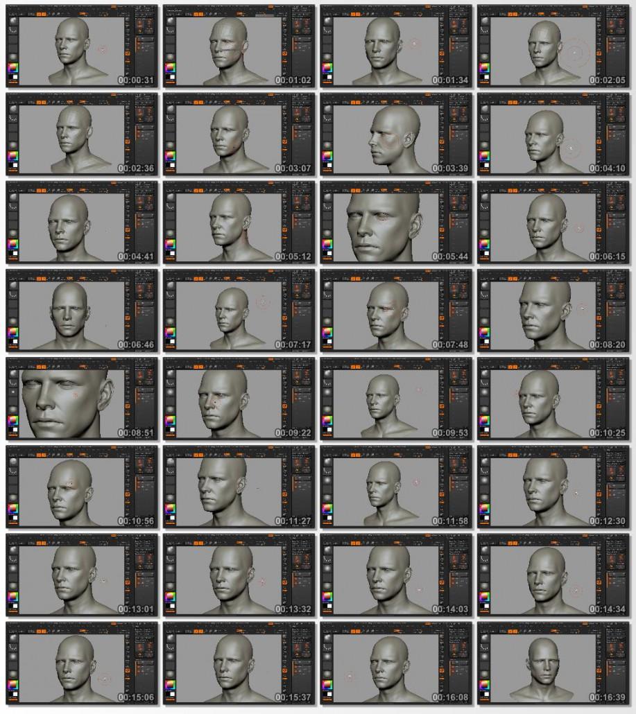Digital.Tutors-Texturing.a.Realistic.Human.in.Maya.and.ZBrush.www.Download.ir