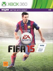 بازی FIFA 15 برای ایکس باکس 360