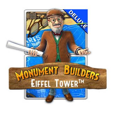 دانلود بازی کم حجم Monument Builders Eiffel Tower