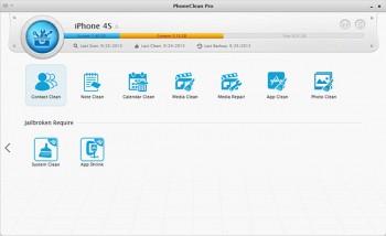 دانلود آخرین نسخه نرم افزار PhoneClean
