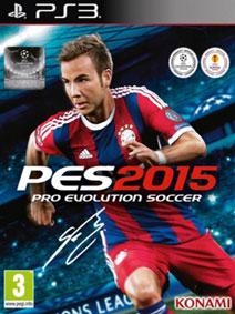 بازی Pro Evolution Soccer 2015 برای پلی استیشن 3