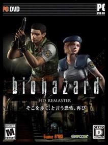 بازی Resident Evil HD Remaster