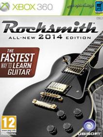 بازی 2014 Rocksmith برای ایکس باکس 360
