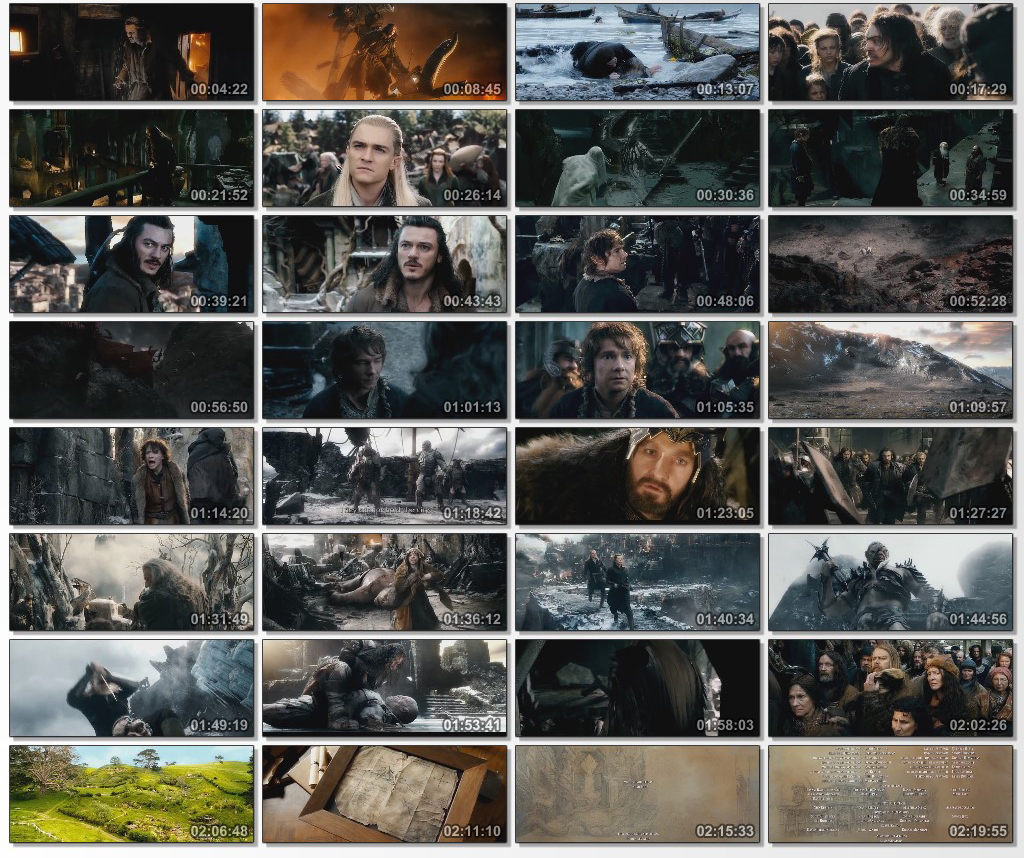 دانلود فیلم سینمایی The Hobbit The Battle of the Five Armies 2014