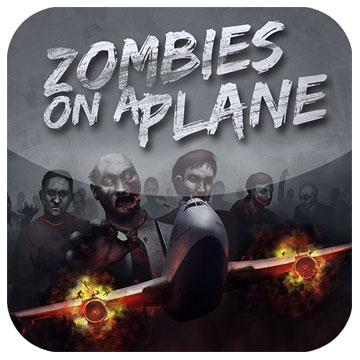 دانلود بازی کم حجم Zombies On A Plane