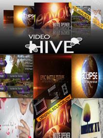 مجموعه پروژه های افتر افکت Videohive Project