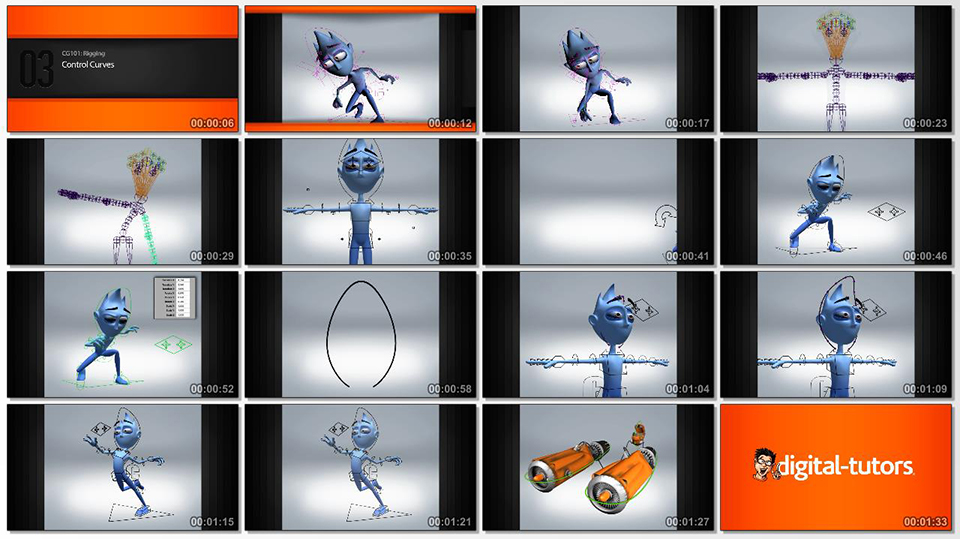 04.Digital.Tutors-CG101.Rigging.www.Download.ir
