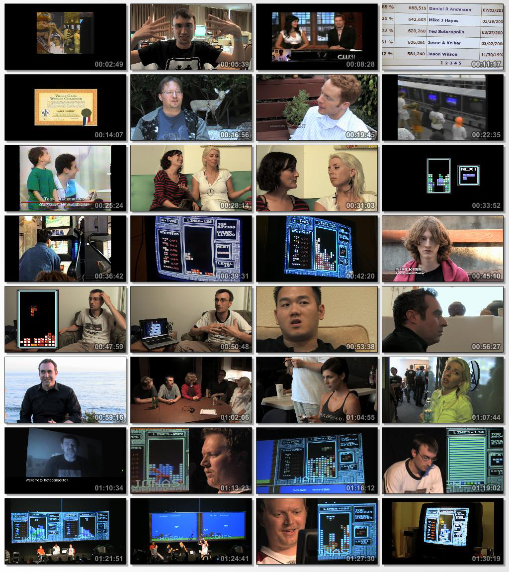 دانلود فیلم مستند Ecstasy Of Order The Tetris Mastersدانلود فارسی