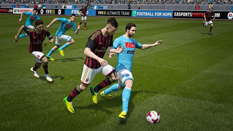 دانلود بازی FIFA 15 برای کامپیوتر