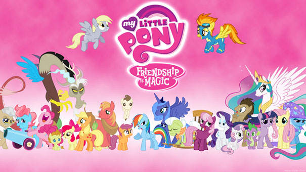 خرید انیمیشن My Little Pony