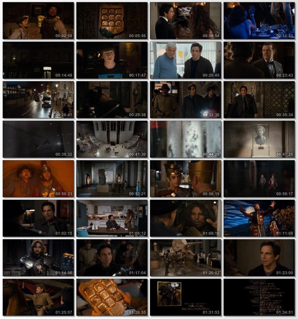 دانلود فیلم شب در موزه : راز مقبره