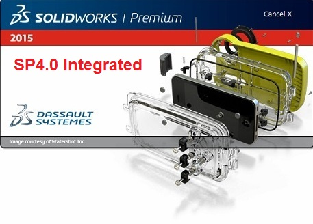 نرم افزار Solidworks 2015 sp4