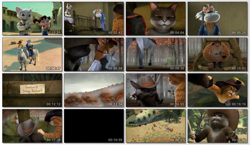 دانلود انیمیشن سریالی The Adventures of Puss in Boots