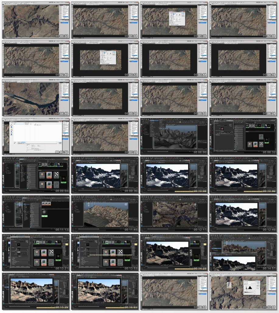 The.Gnomon.Workshop-Creating.Terrains.with.Satellite.Data.vol.1-2.www.Download.ir
