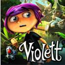 دانلود بازی Violett برای آیفون آیپد آیپاد لمسی