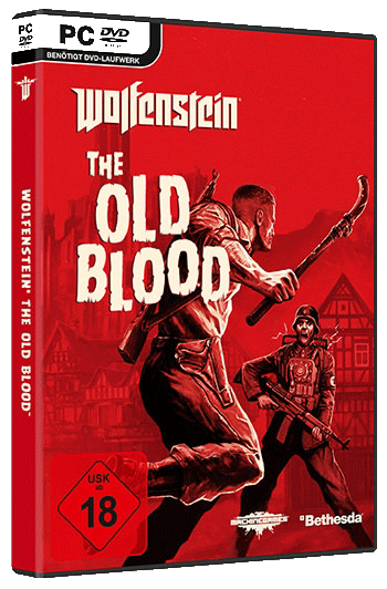 Wolfenstein..The .old .blood  دانلود بازی کامپیوتر Dead State Reanimated