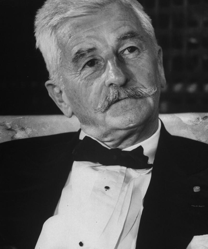 american-author-william-faulkner