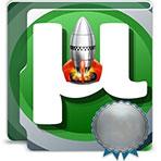 دانلود آخرین نسخه نرم افزار uTorrent SpeedUp