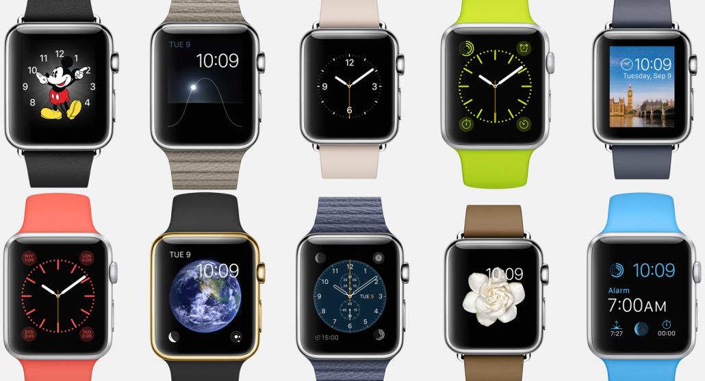 دانلود مراسم Apple Watch