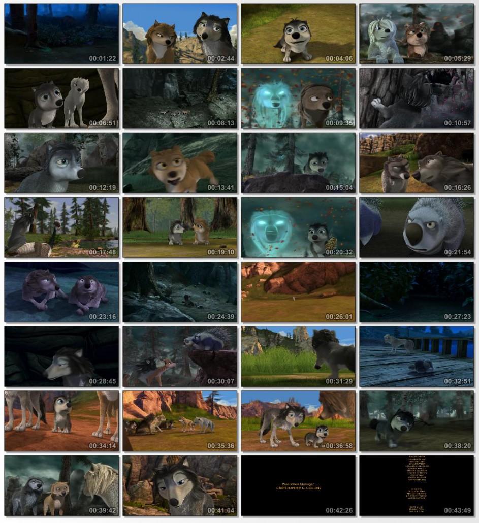 دانلود انیمیشن کارتونی Alpha and Omega the Saw Toothed Cave