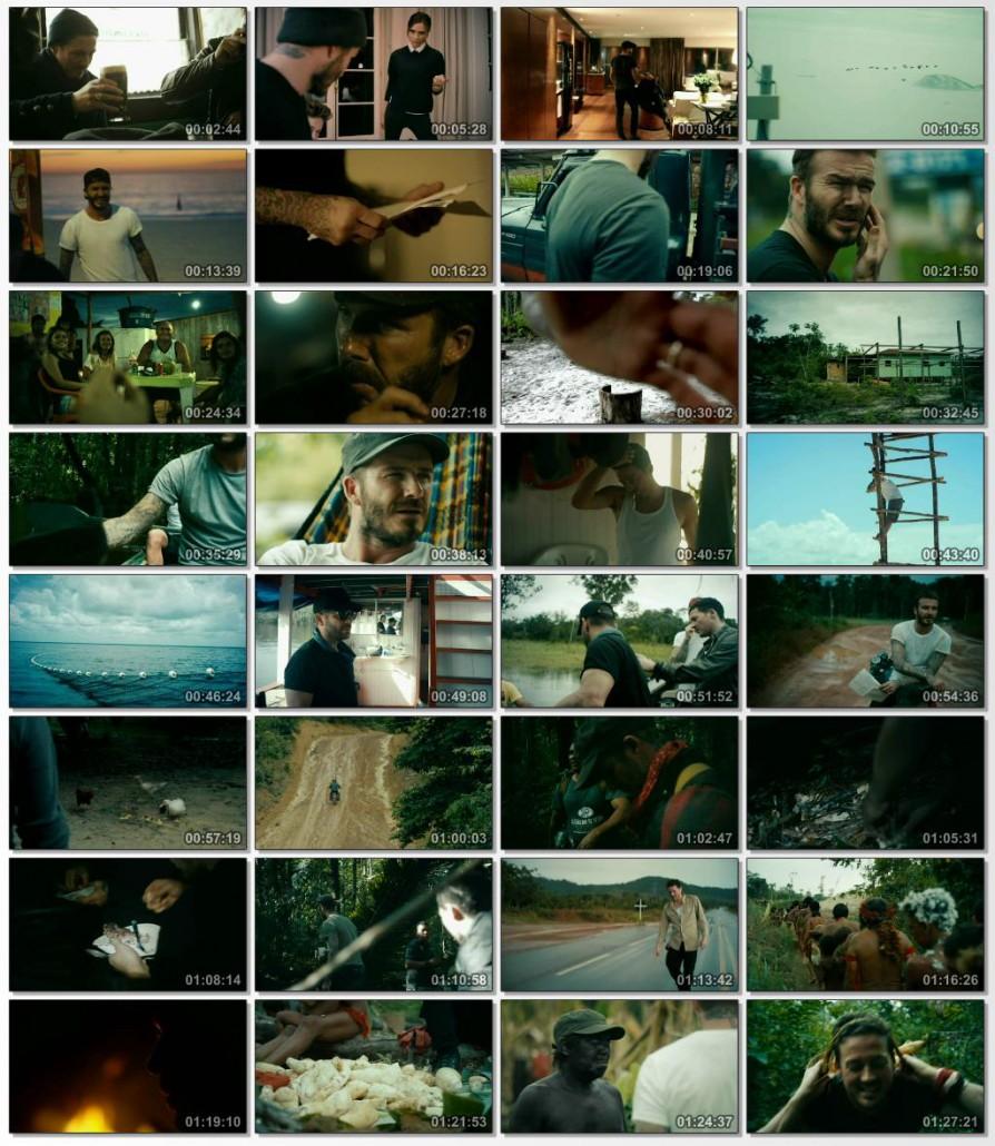 دانلود فیلم مستند David Beckham Into the Unknown