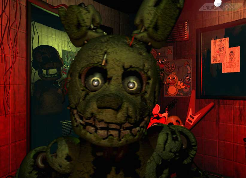 Five Nights at Freddys 3 for PC