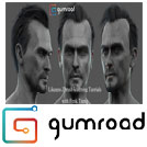 Gumroad-Likeness.Sculpting.5x5.www.Download.ir