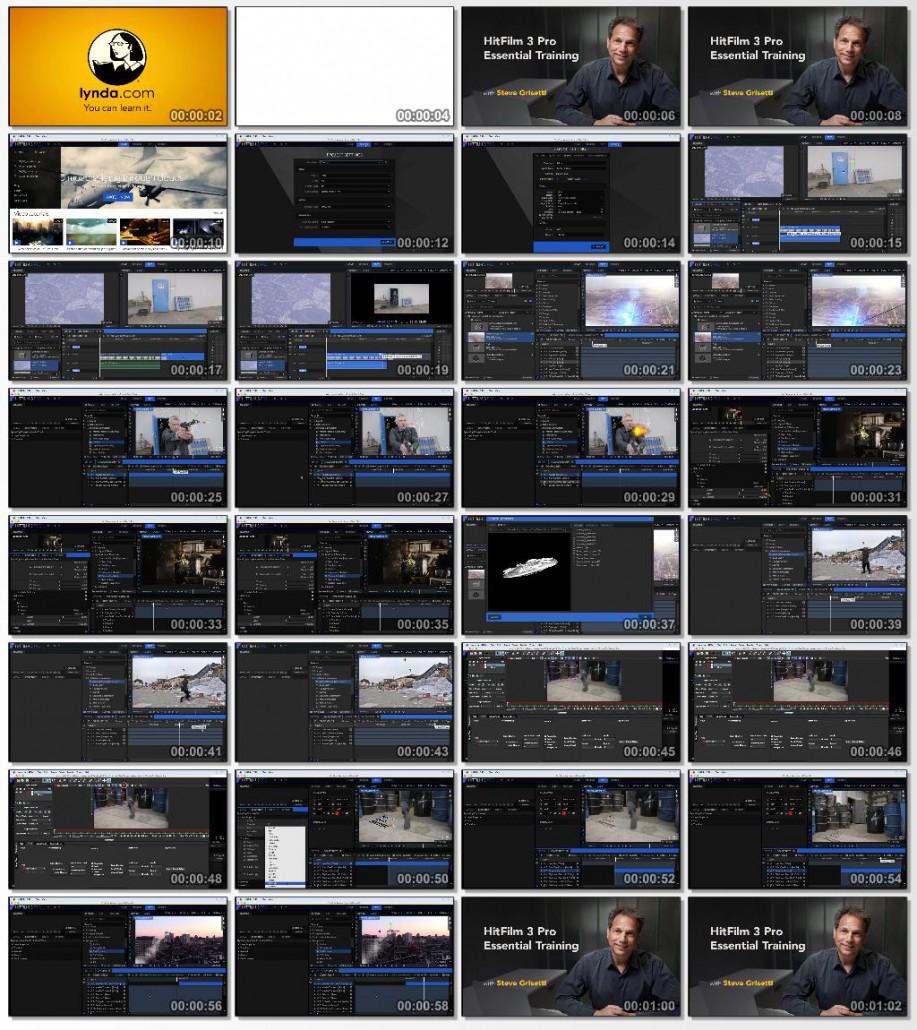Lynda-HitFilm.3.Pro.Essential.Training.www.Download.ir