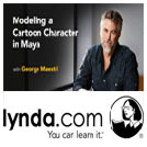 Lynda-Modeling.a.Cartoon.Character.in.Maya.5x5.www.Download.ir