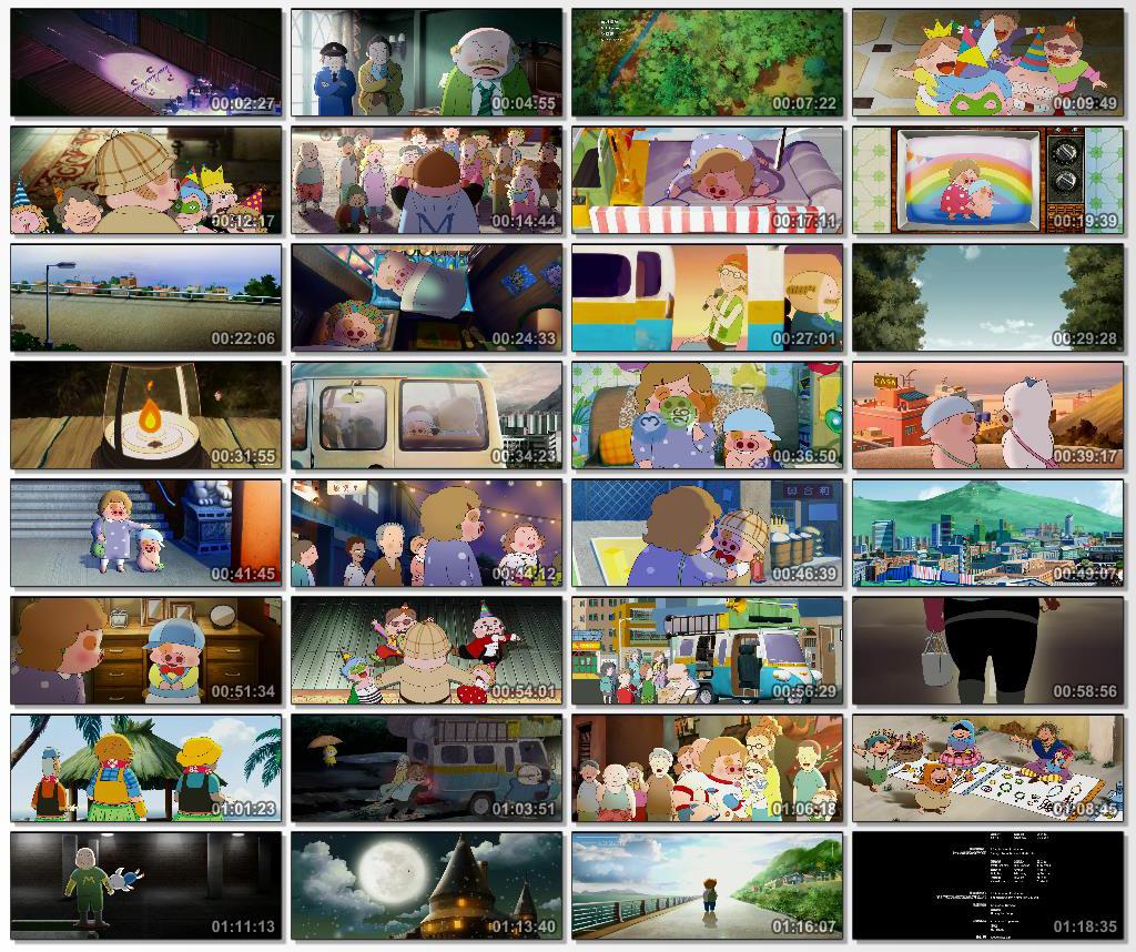 دانلود انیمیشن کارتونی McDull Me My Mum