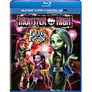 دانلود انیمیشن کارتونی Monster High Freaky Fusion