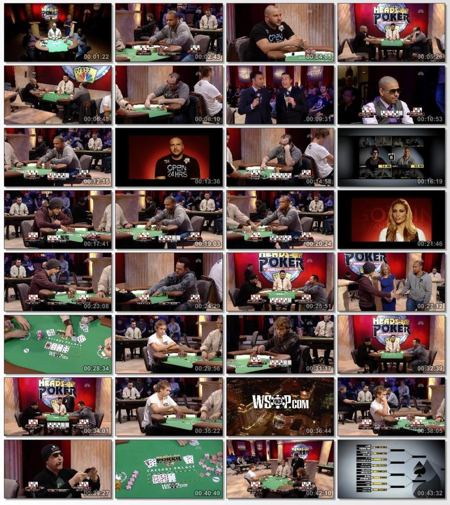 National HeadsUp Poker Championship Documentary 2013