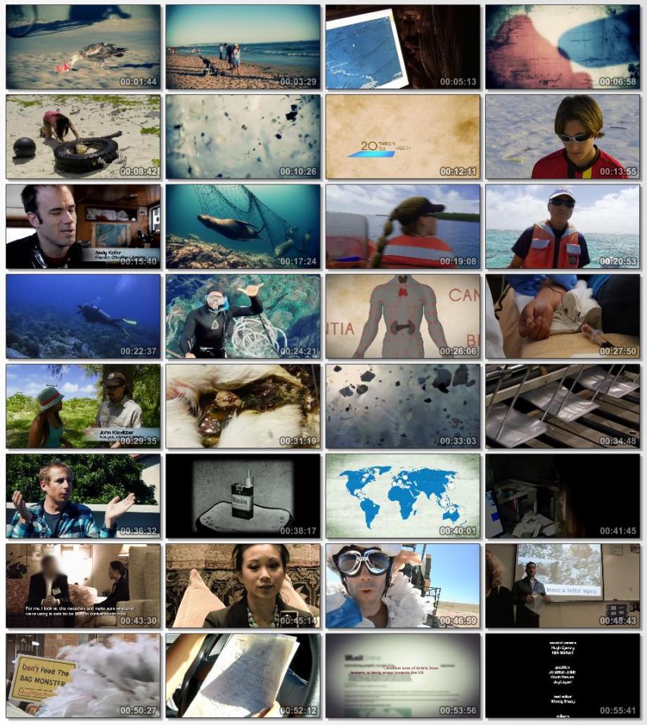 دانلود فیلم مستند Plastic Paradise Great Pacific Garbage Patch