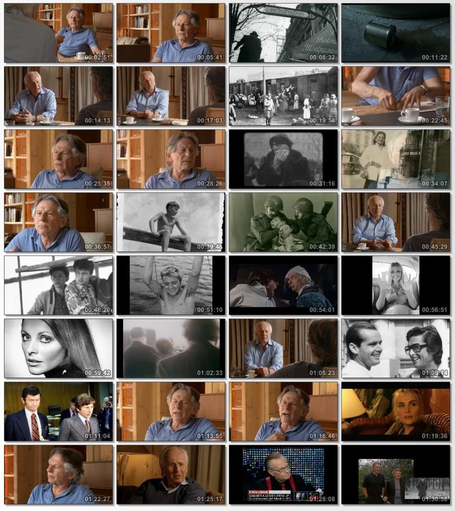 دانلود فیلم مستند Roman Polanski A Film Memoir
