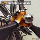 دانلود نرم افزار طراحی سه بعدی SimLab Composer 2015 v6.1.11