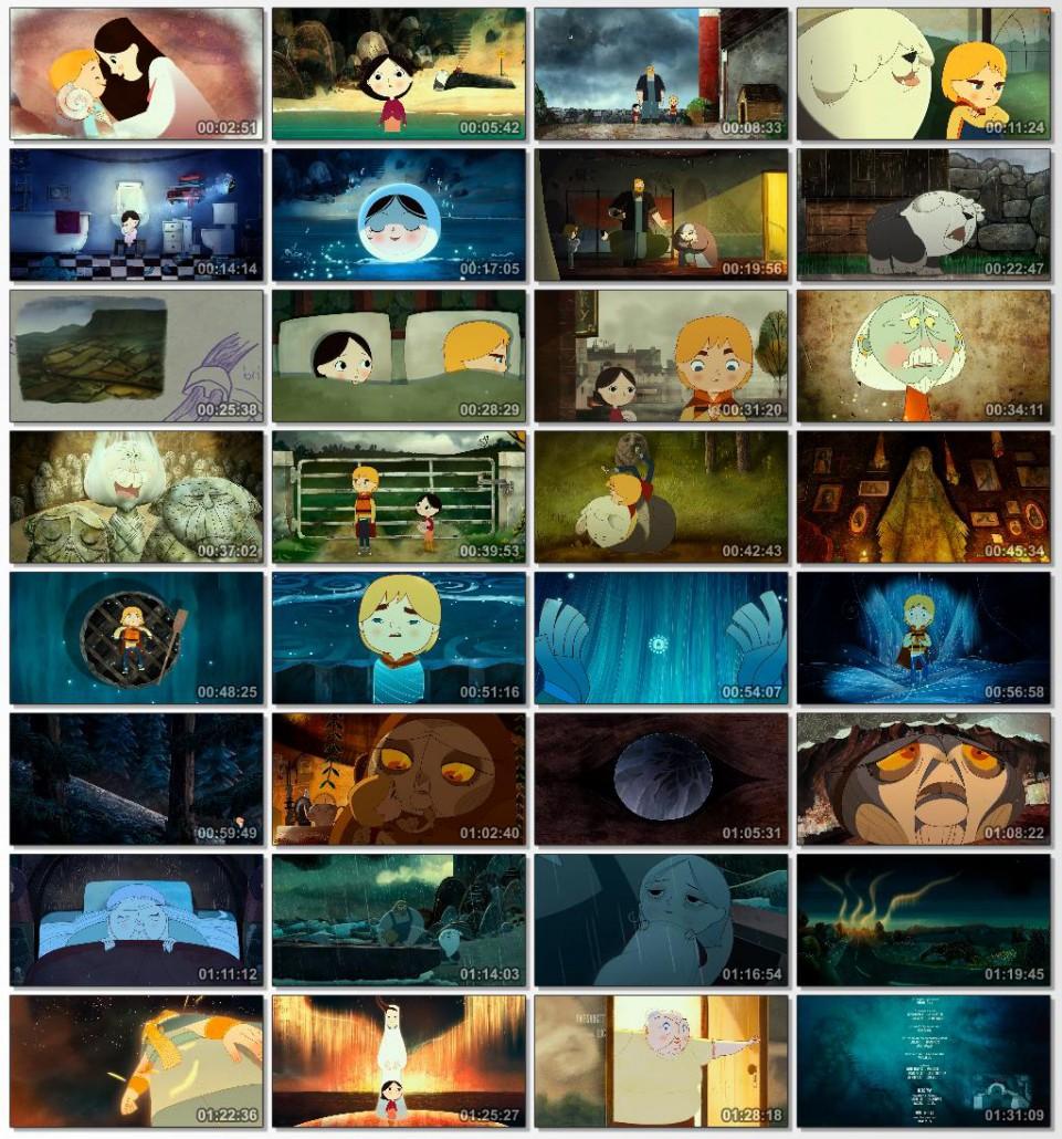 دانلود انیمیشن کارتونی Song of the Sea