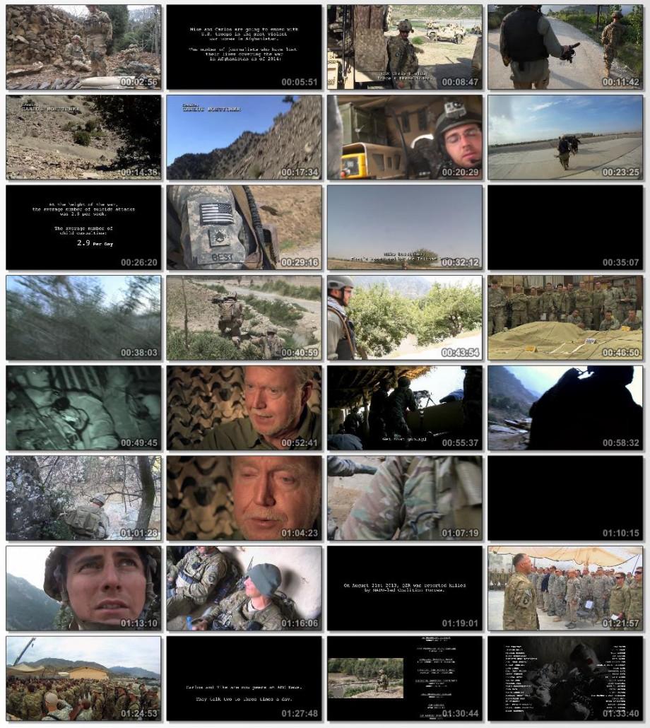 دانلود فیلم مستند لانه دشمن
