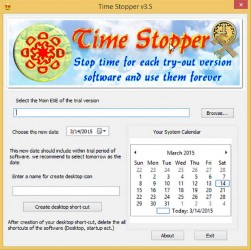 دانلود آخرین نسخه نرم افزار Time Stopper