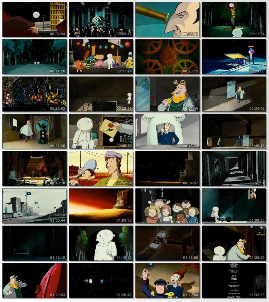 دانلود انیمیشن کارتونی Moon Man