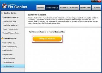 دانلود آخرین نسخه نرم افزار Tenorshare Fix Genius