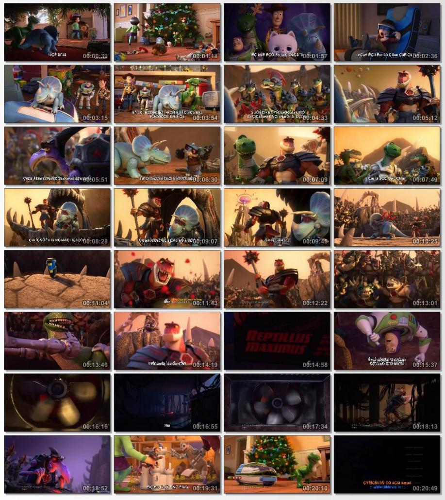 دانلود انیمیشن کارتونی Toy Story That Time Forgot