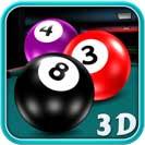 دانلود بازی کم حجم 3D Pool Billiards and Snooker