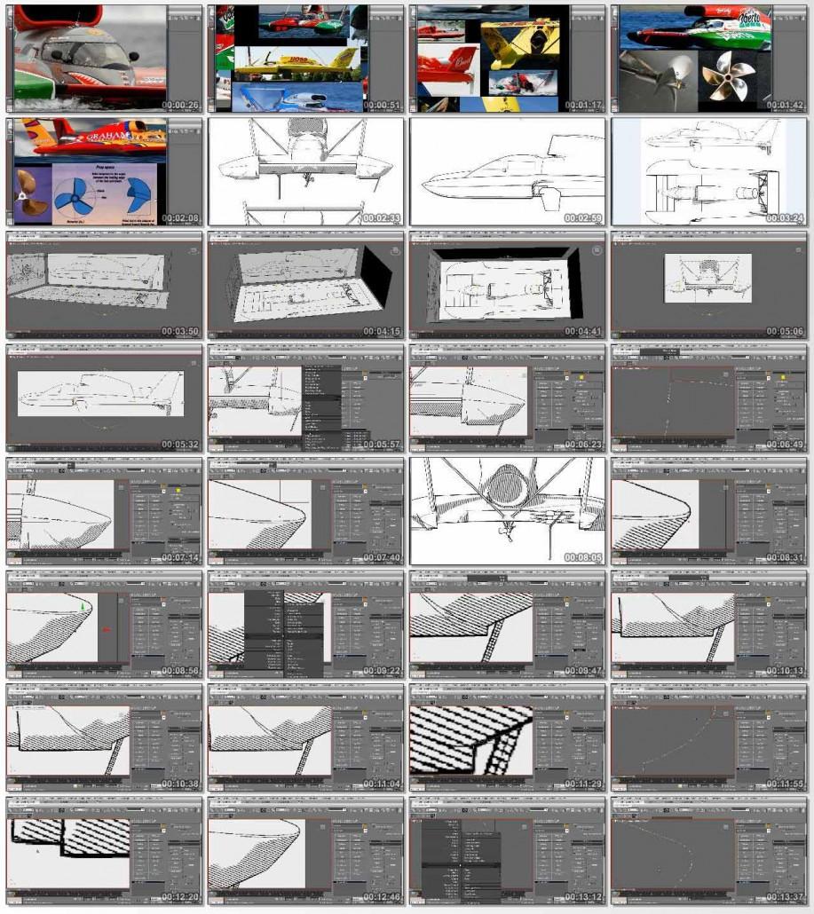 3DMotive-Speedboat.Modeling.www.Download.ir
