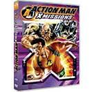 دانلود انیمیشن کارتونی 2005 Action Man X Missions با دوبله گلوری