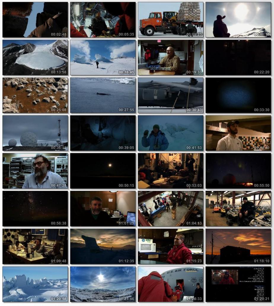 دانلود فیلم مستند Antarctica A Year on Ice